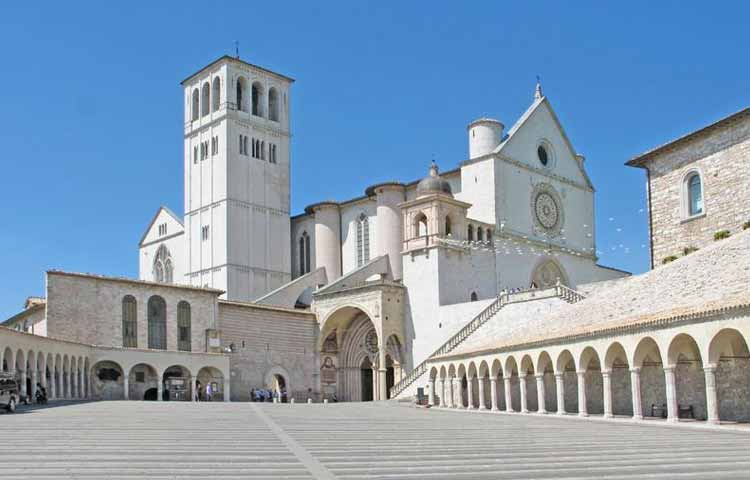 Tour Rome - Assisi - Perugia