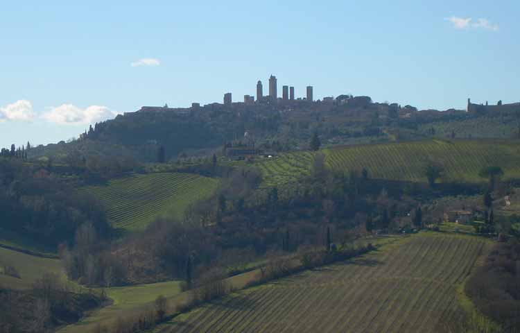 Private Tour San Gimignano