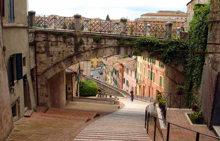 Perugia Assisi Tour from Rome