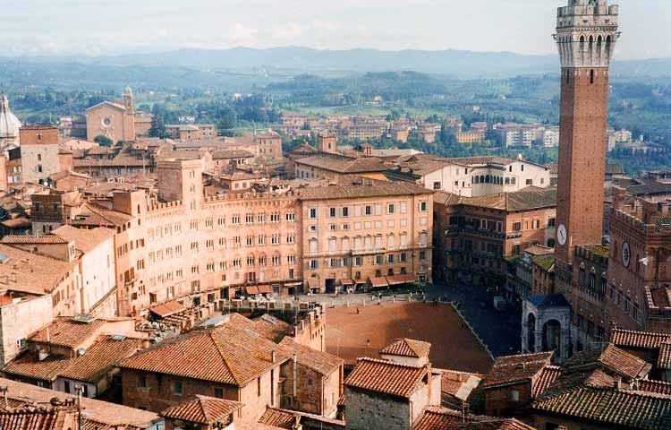 Private Tour to Siena from Rome